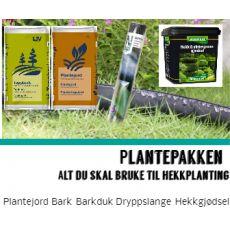 Tilbehør til hekkplanting, fig. 1